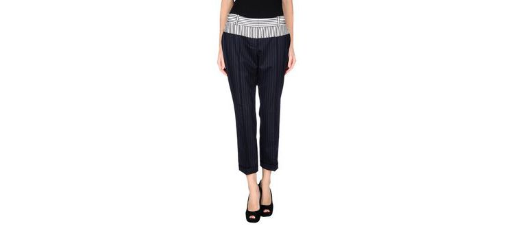 PRODUCT_IMAGE Vera wang - trousers - casual trousers on yoox.com