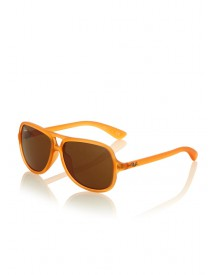Ray-Ban Junior Kinder zonnebril oranje aviator