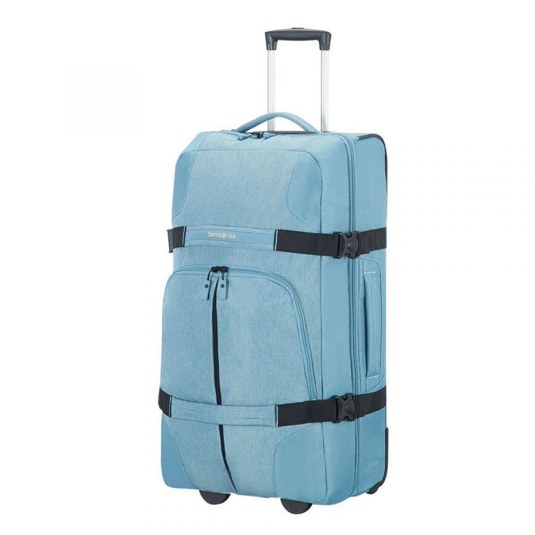 PRODUCT_IMAGE Samsonite Rewind Duffle Wheels 82 Ice Blue