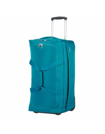 American Tourister Colora III Duffle with Wheels S caribbean blue