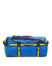 The North Face Base Camp Duffel M monster blue / venom yellow