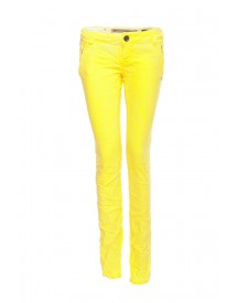 Dept Trousers 53036247323 Yellow