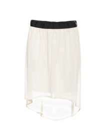 Vero Moda skirt lightning oatmeal
