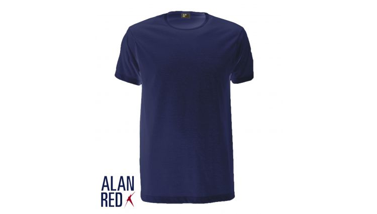 PRODUCT_IMAGE Alan Red T-Shirt Derby Ultramarine (1pack)