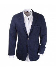 Blazer Safari Jacket Navy