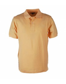 Polo Uni Pique Light Orange