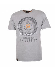 Suitable College T-shirt Grey Exclusives
