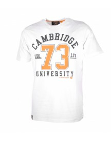 Suitable College T-shirt White 73