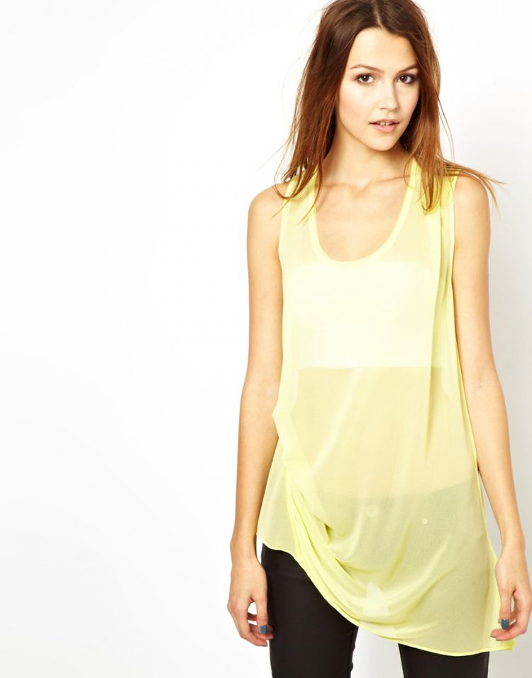 PRODUCT_IMAGE 2nd Day Twilly Asymmetric Hem Top