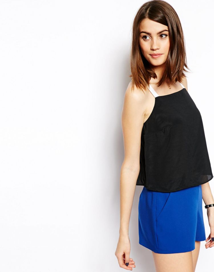 PRODUCT_IMAGE ASOS Cami with Square Neck