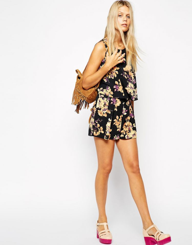 PRODUCT_IMAGE ASOS Floral Shorts