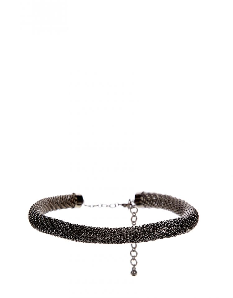 PRODUCT_IMAGE Limited Edition Chain Tube Choker Necklace