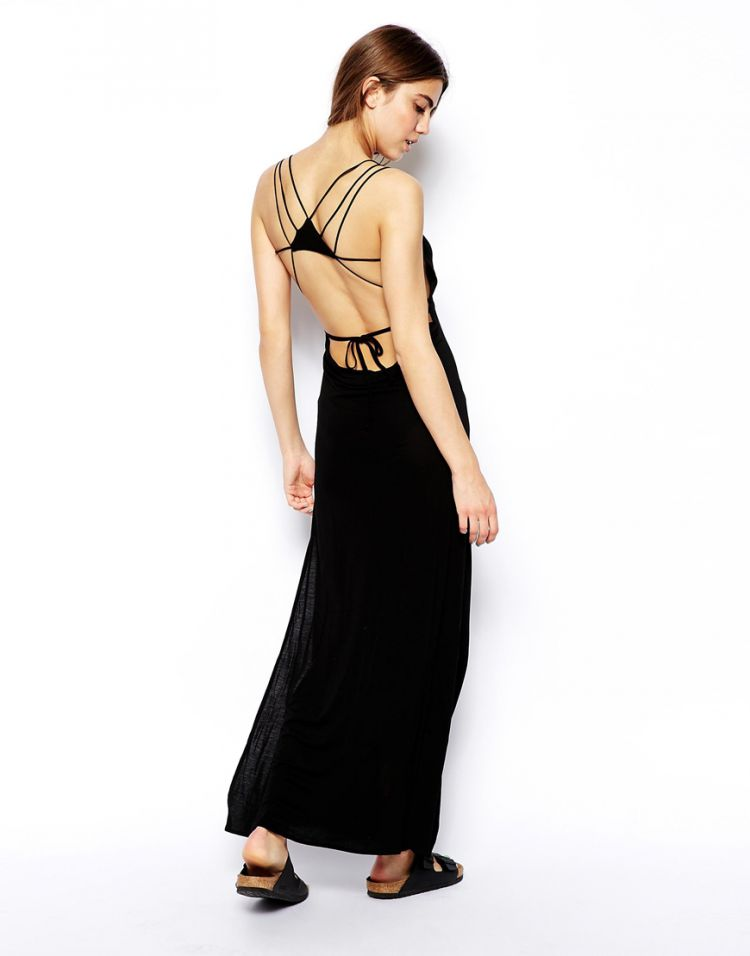 PRODUCT_IMAGE ASOS Strappy Back Maxi Beach Dress