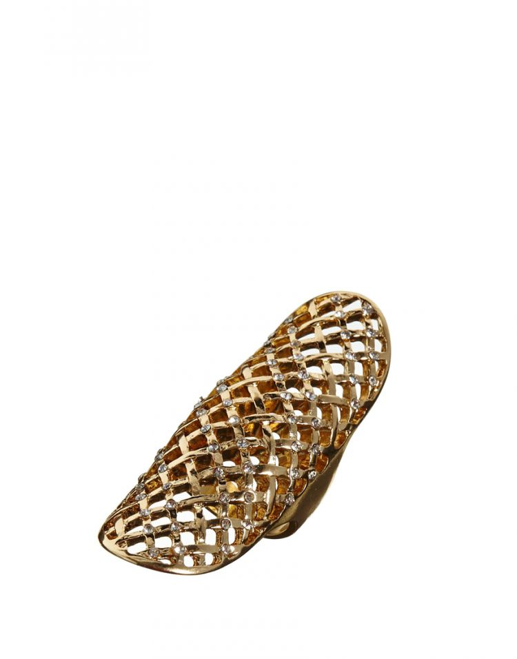 PRODUCT_IMAGE ASOS XL Cage Ring