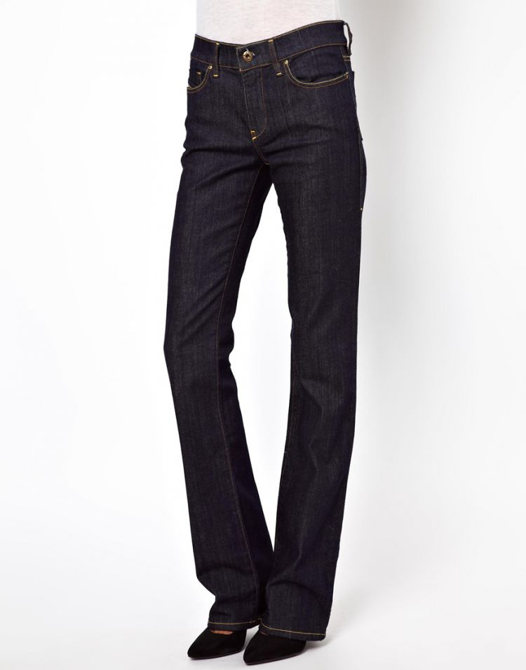PRODUCT_IMAGE Diesel Bootzee Bootcut Jeans