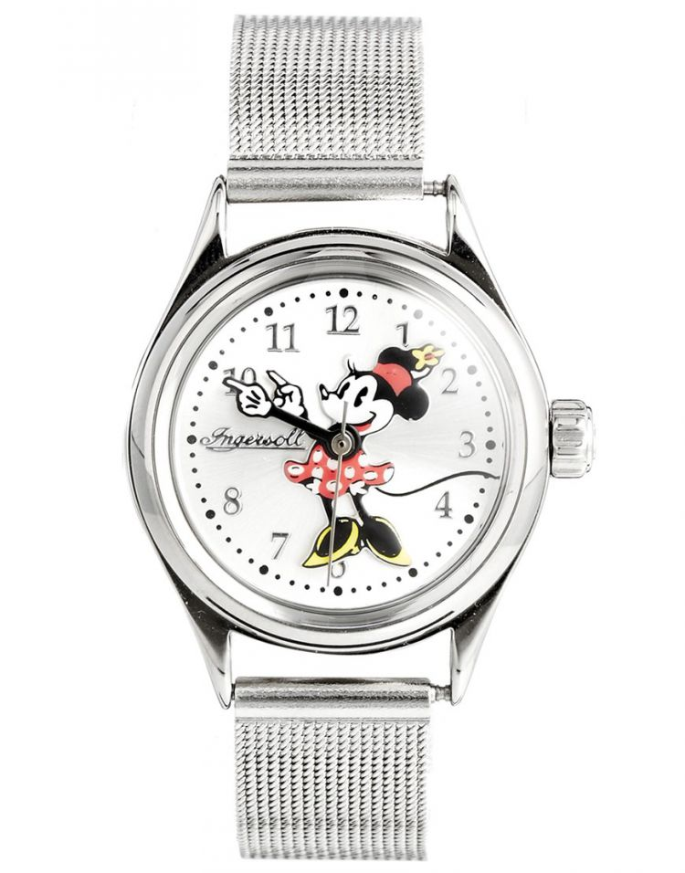 PRODUCT_IMAGE Disney Classic Minnie Mouse Fine Strap Memories Watch