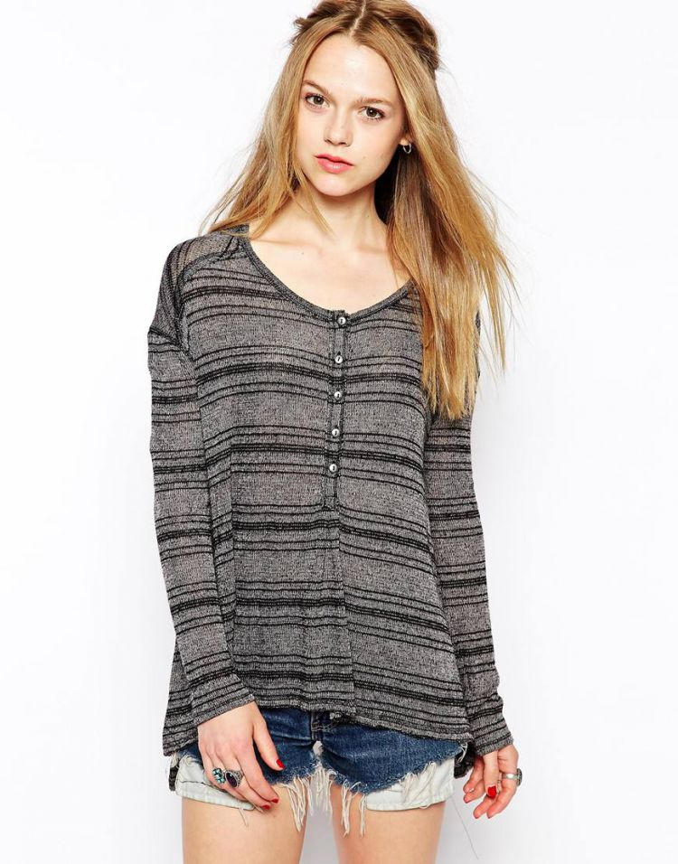 PRODUCT_IMAGE Free People Striped Top