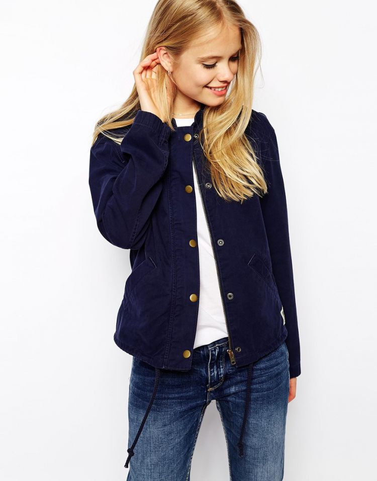 PRODUCT_IMAGE Jack Wills Slouchy Utility Jacket