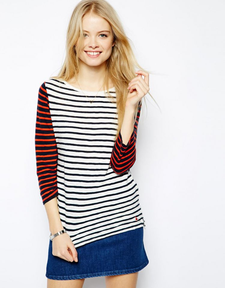 PRODUCT_IMAGE Jack Wills Striped Top