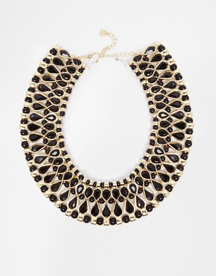 PRODUCT_IMAGE Pieces Otrina Statement Collar Necklace