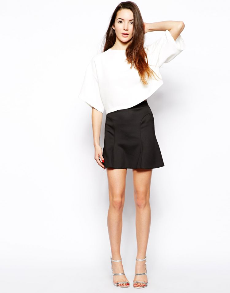PRODUCT_IMAGE TFNC Tess Mini Skirt