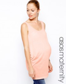ASOS Maternity Tunic With Rouching