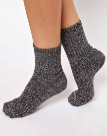 ASOS Mix Knit Ankle Sock