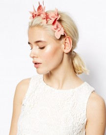 ASOS Orchid Occasion Hairband