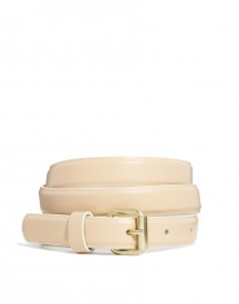 ASOS Skinny Waist And Hip Belt With Contrast Edge Paint
