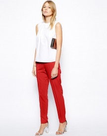 ASOS Trousers with High Waist