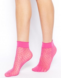 Falke Dot Anklet Socks
