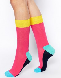Happy Socks Colour Block Socks