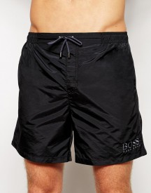 Hugo Boss Barracuda Swim Shorts Black