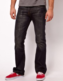 Levis Jeans 527 Bootcut Dusty Black