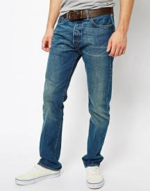 Levi's Jeans 501 Straight Fit Hook
