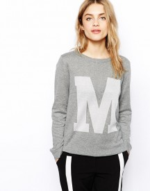 Minimum M Print Top