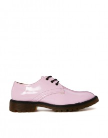 Bellfield Patent Pink Baola Shoes