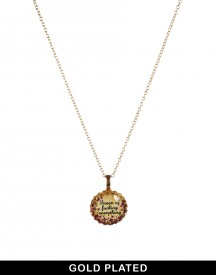 Rock N Rose Exclusive To ASOS Queen Of Everything Necklace