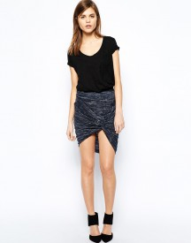 Y.A.S Ebba Twisty Skirt