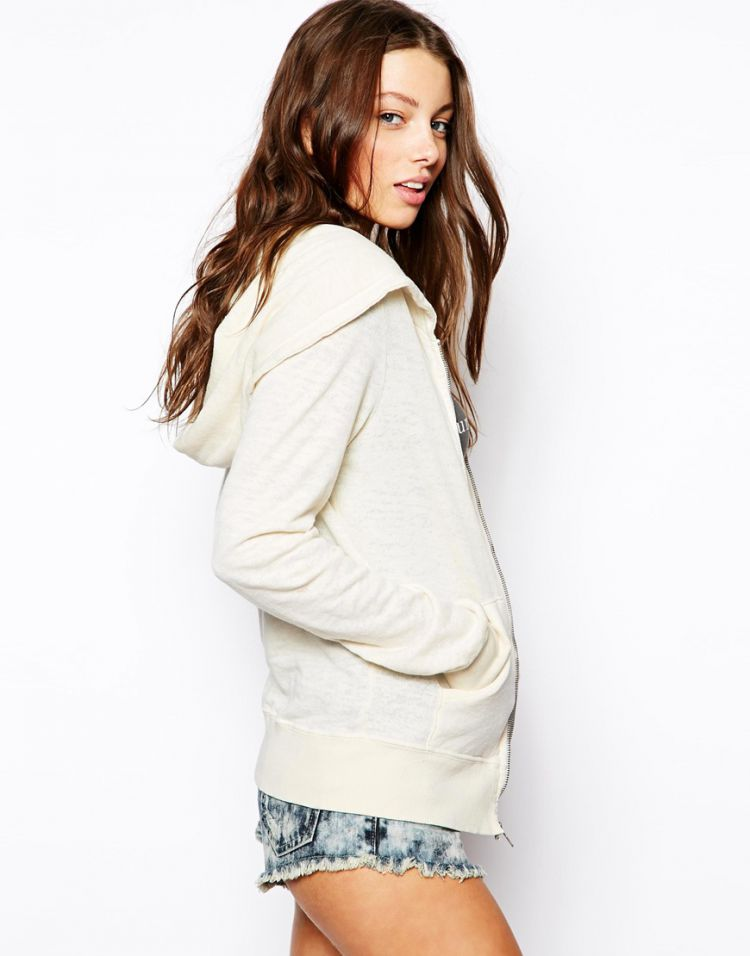 PRODUCT_IMAGE Wildfox Logo Hoodie