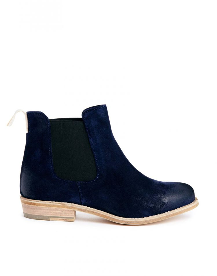 PRODUCT_IMAGE YMC Navy Chelsea Boots