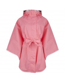 Regenponcho Coral / Light Pink