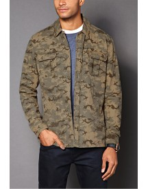 Pixelated Camo Jacket