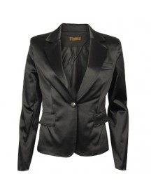 Blazer Glam Black