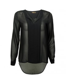 Blouse Mysterious Black