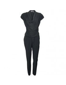 Jumpsuit Waterfall Black