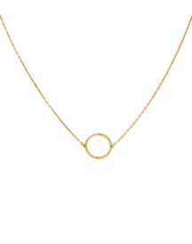 Necklace Circle Single