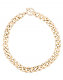 Small Flat Chain Collier