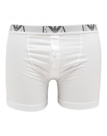 Emporio Armani 3-pack Button Boxers Wit