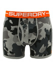 Superdry Boxer Grey Camo